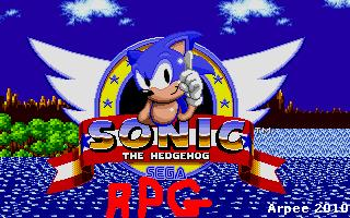 Sonic 1 RPG - Green Hill Zone