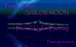 Sailor Moon Friendship for Eternity