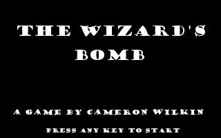 The Wizard's Bomb
